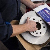 ACDelco brake rotor 200x200 - Make Your Vehicle Last a Lifetime With ACDelco