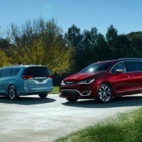 Chrysler Pacificas #2