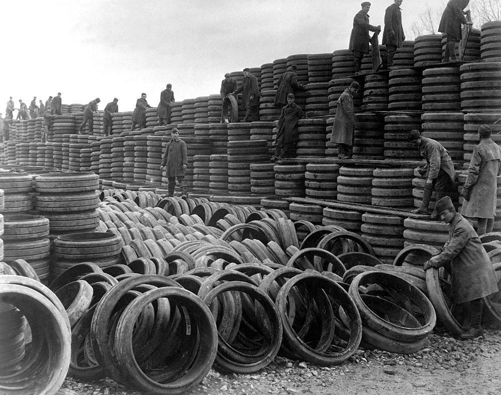 Full Circle: The History of Tires