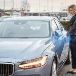Volvo Cars digital key 4