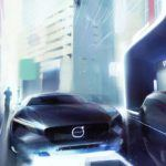 168367 Volvo Cars vision of an electric future
