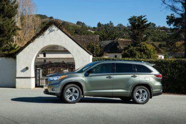 2014 Toyota Highlander Hybrid Platinum 8