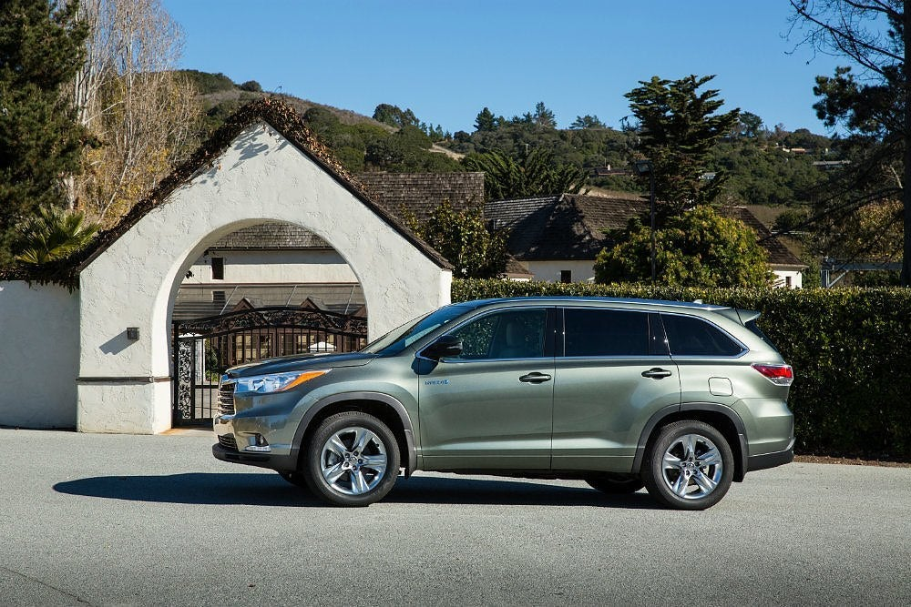 2016 Toyota Highlander Hybrid Limited Awd Review