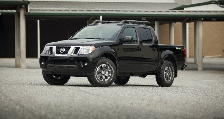 2016 nissan frontier pro 4x crew cab 4wd v6 review. Black Bedroom Furniture Sets. Home Design Ideas
