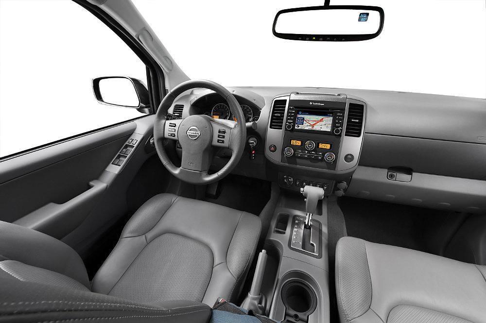 2016 Nissan Frontier