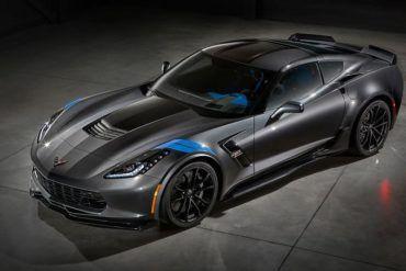 2017 Chevrolet Corvette Grand Sport: Z06 Handling Minus Horsepower 15