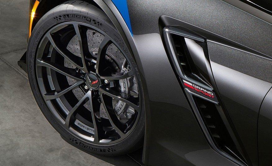 2017 Chevrolet Corvette Grand Sport 103