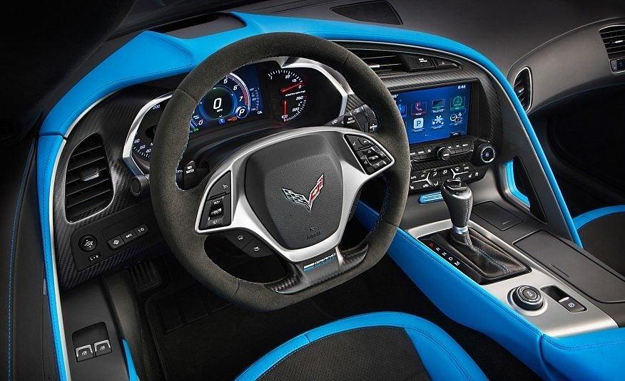 2017 Chevrolet Corvette Grand Sport 106