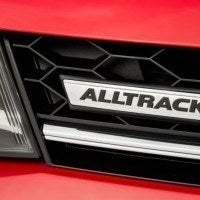 2017 Volkswagen Golf Alltrack Grille Badge