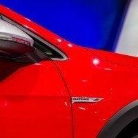 2017 Volkswagen Golf Alltrack Fender Badge