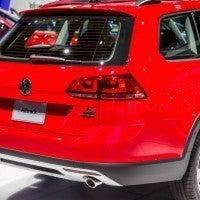 2017 Volkswagen Golf Alltrack Taillight