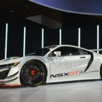 Acura NSX GT3 Race Car 3