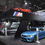 BMW at the 2016 New York International Auto Show