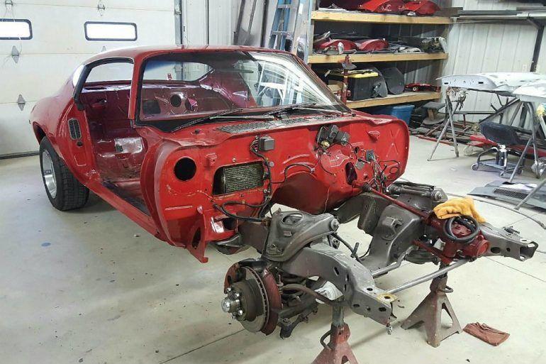 Forgeline 1970 Camaro project 1 hi res