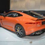 Jaguar F TYPE SVR 2