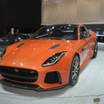 Jaguar F TYPE SVR 3