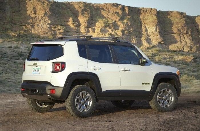 Jeep® Renegade Commander Concept 2