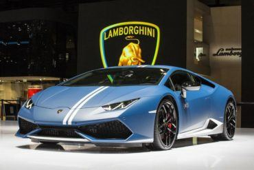 Lamborghini Huracán LP 610-4 Avio Rocks Geneva 17