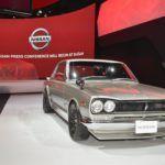 Nissan 1969 Skyline 2000 GT R 2
