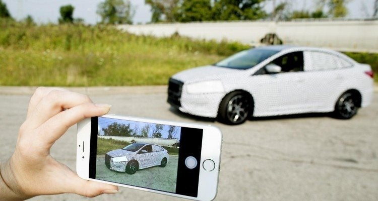 Vehicle Prototypes