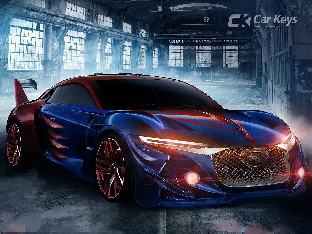 Superman Car CK-M