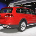 Volkswagen Golf Alltrack 3