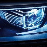 2017 Volkswagen Phideon Headlight