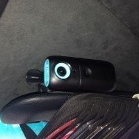 image of Garmin babyCam in car visor