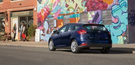 2016 Ford Focus Titanium 5-Door Hatch Review