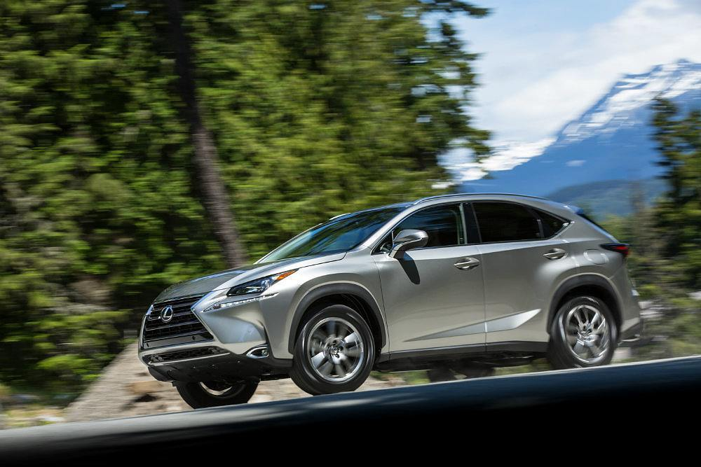 2016 lexus nx 300h review. Black Bedroom Furniture Sets. Home Design Ideas