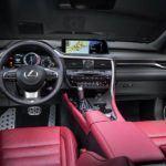 2016 Lexus RX 350 F SPORT 7