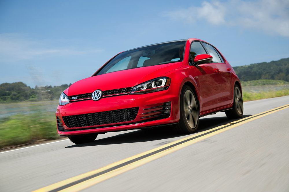 2016 volkswagen golf gti autobahn review. Black Bedroom Furniture Sets. Home Design Ideas