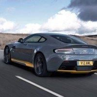 2017 Aston Martin V12 Vantage S Left Rear Three Quarters