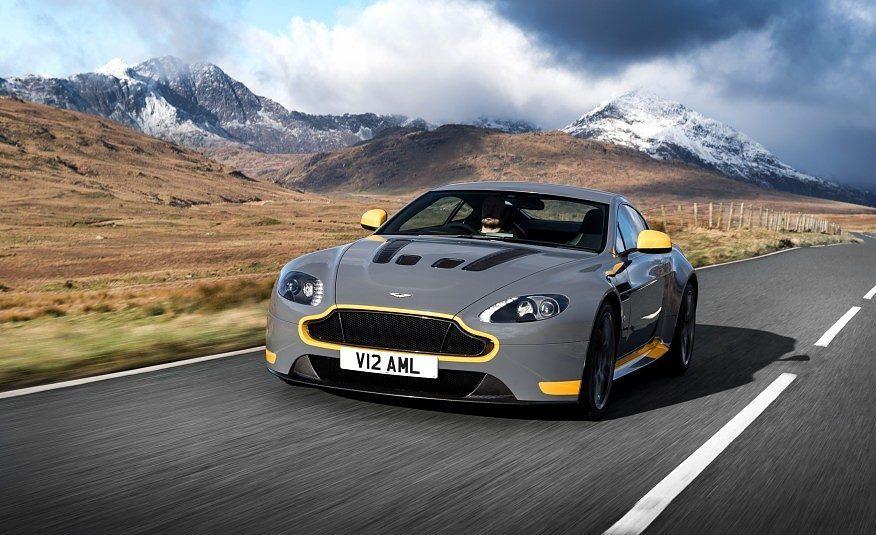 2017 Aston Martin V12 Vantage S 112