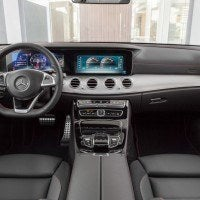 2017 Mercedes-AMG E43 Dashboard