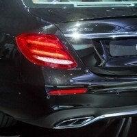 2017 Mercedes-AMG E43 AMG Badge
