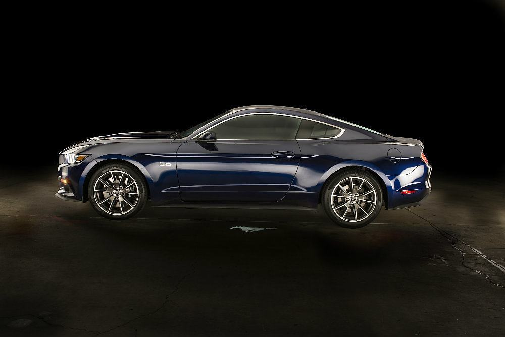 2015 Mustang 50 Year Limited Edition