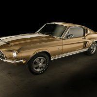 1968 GT500