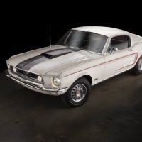 1968 ½ CJ Fastback