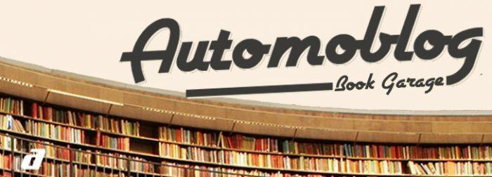 Automoblog Book Garage