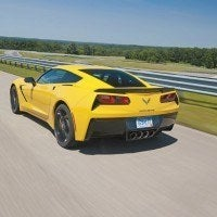 The C7 Stingray works for the daily commute to work, the weekend road trip, or when pushed all-out at the race track.