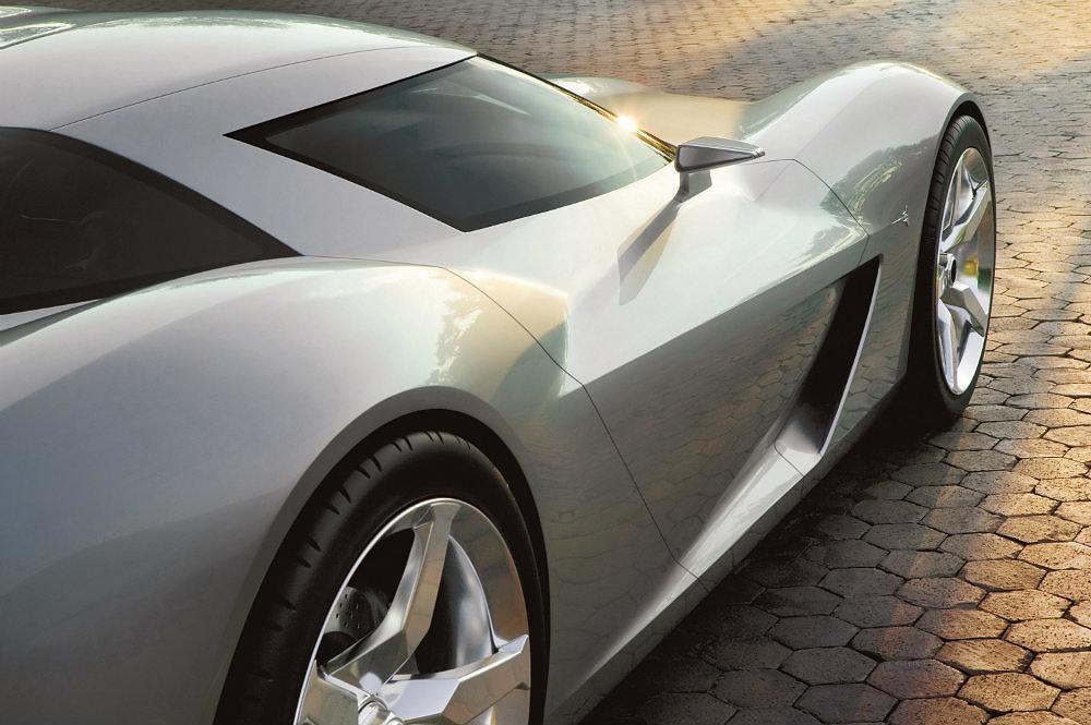 Automoblog Book Garage: Corvette Stingray