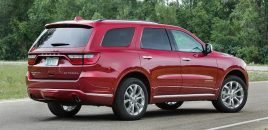 2016 Dodge Durango Citadel AWD Review