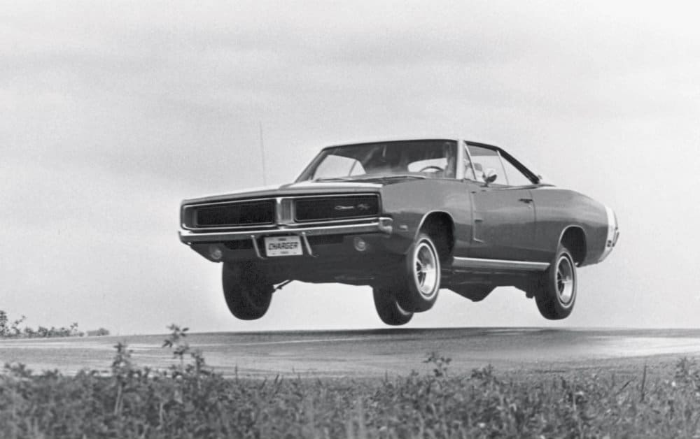 The 1969 Dodge Charger R/T. The R/T has starred in numerous movies and television shows over the years—one of its most notable roles being the General Lee in The Dukes of Hazzard.