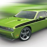 The modern Challenger recalls its classic muscle-car roots.