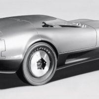 The Dodge Charger III was a 1968 styling exercise that tested the waters for a possible Corvette rival. The frontengine, rear-drive 2-seater had a pop-up canopy that provided access to the cockpit.