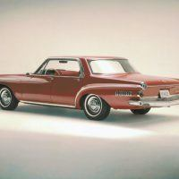 Though still based on the full-size Dodge chassis, the Dart continued to be downsized and took on a much smoother body with flowing character lines.