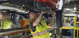 Ford Invests $1.6 Billion in U.S. Plants