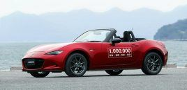 Mazda Produces 1 Millionth MX-5 Miata