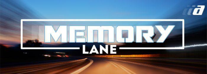 Memory Lane banner